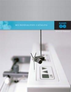 Eicom's Microdialysis Catalog Cover